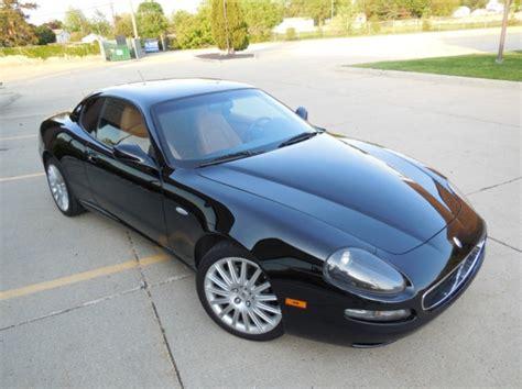 2002 Maserati Coupe Gt  Classic Italian Cars For Sale