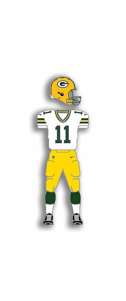 Packers Nfc Uniforms Alternate