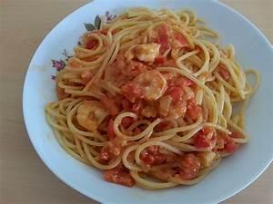 Pasta Mit Garnelen : scharfe spaghetti mit garnelen rezept mit bild von jen1806 ~ Orissabook.com Haus und Dekorationen