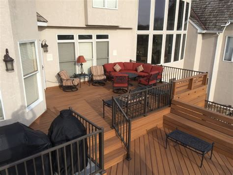 professional deck installation in overland park pools by