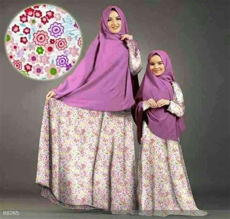jual baju murah baju couple muslimah anak  ibu cantik diana  hijab baju dress kaftan
