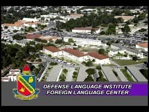 The Defense Language Institute Foreign Language Center ...