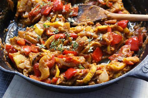 ratatouille cuisine basic ratatouille poor and hungry