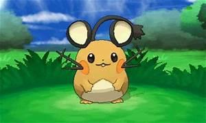 Dedenne - New Pokémon - Pokémon X & Y - Azurilland