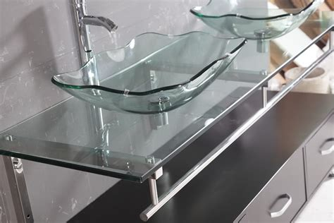 Integrated Bathroom Countertop And Sink Images 05