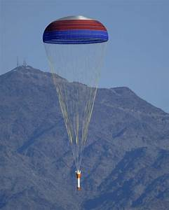 NASA - NASA to Test World's Largest Rocket Parachutes for ...