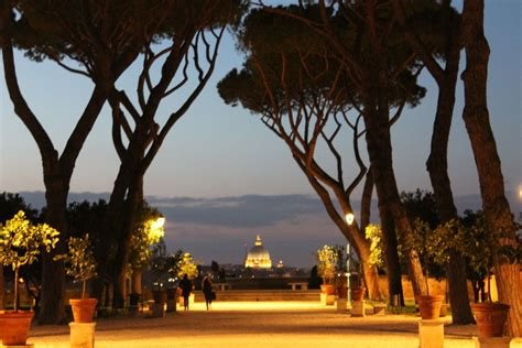 Roma Il Giardino Degli Aranci