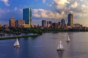 Boston Skyline Photograph by Rick Berk