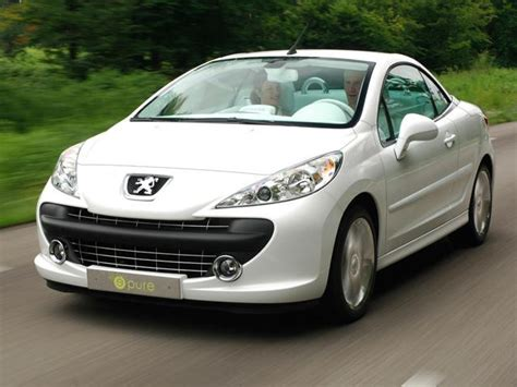 Peugeot Models by Peugeot 207 Past Models