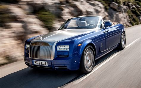 Rolls-royce Phantom Drophead Coupe (2012) Wallpapers And