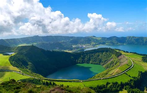 detailed itinerary  sao miguel    azorean