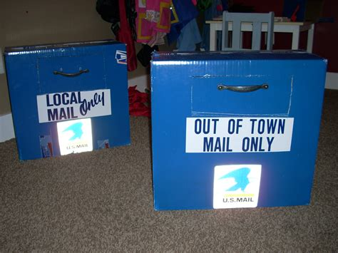 how to build a mailbox for your preschool post office 462   dscn1174