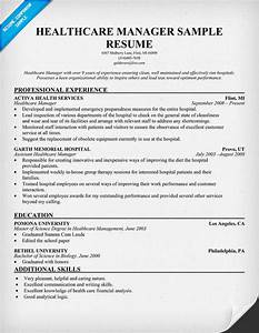 Healthcare it project manager job description and salary for Examples of healthcare management resumes
