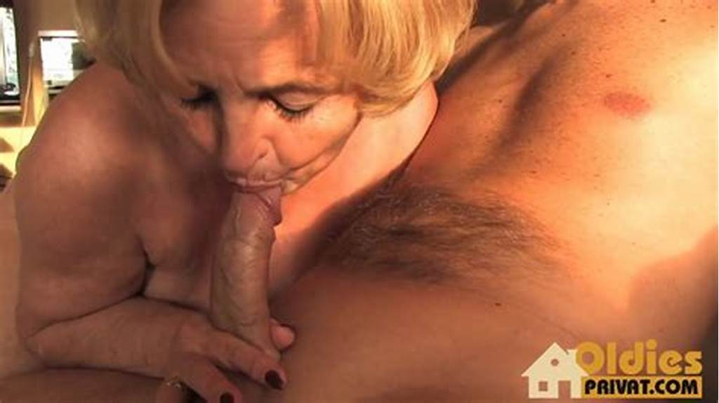 #Blonde #Granny #Sucks #And #Gets #Screwed