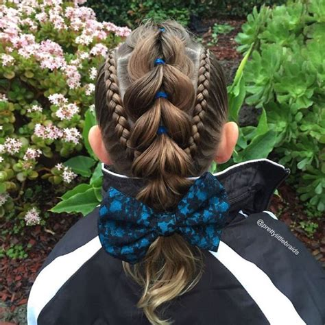 mom braids amazingly intricate hairstyles every morning