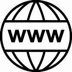 Icon Web Wide Website Svg Transparent Site