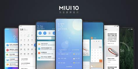 miui  revealed   expect