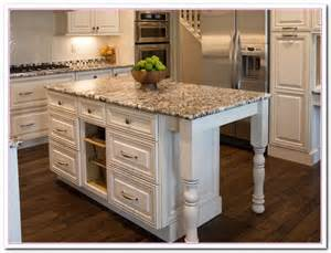 antique kitchen islands white colored kitchen and granite countertop selection