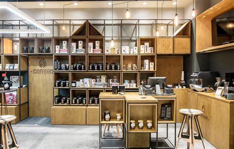 Coffee And Tea Shop / 2015 On Behance