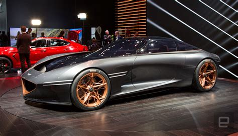 The Genesis Essentia Concept Is The Automotive Future We