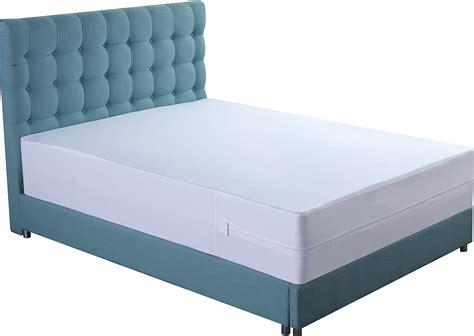 bed bug mattress encasement utopia bedding zippered bed bug proof waterproof mattress