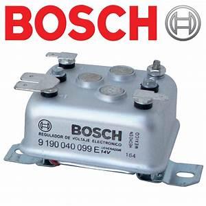 2191 Bosch Voltage Regulator