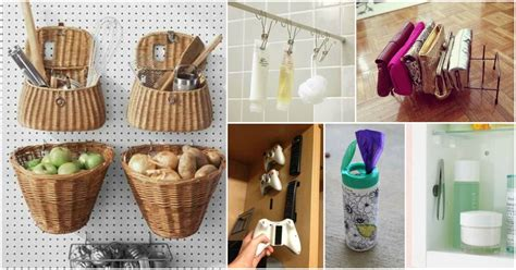 17 Simple Storage Hacks That Will De-clutter Your Life
