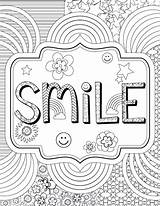 Coloring Adult Printable Dental Smile Calming Heart Smiles Happy Teeth Healthy Makes Though Jsw Lab Lettres Coloriage Typographie Aphabet Feel sketch template