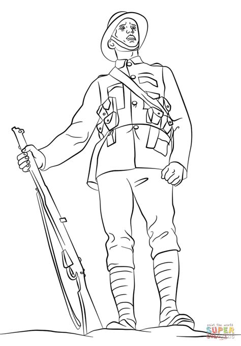british soldier drawing  paintingvalleycom explore