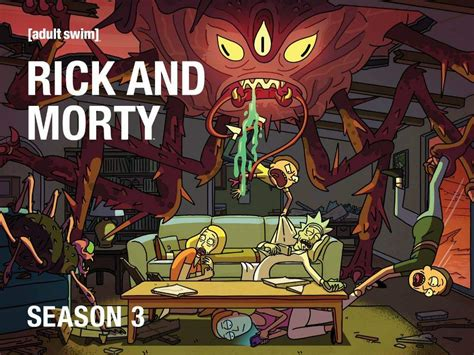 tv review rick  morty season  abbiosbiston