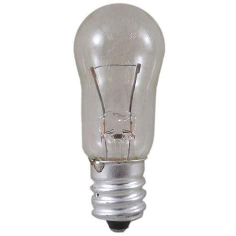12 volt light bulbs 6 watt 12 volt e12 12mm clear balloon style light bulb
