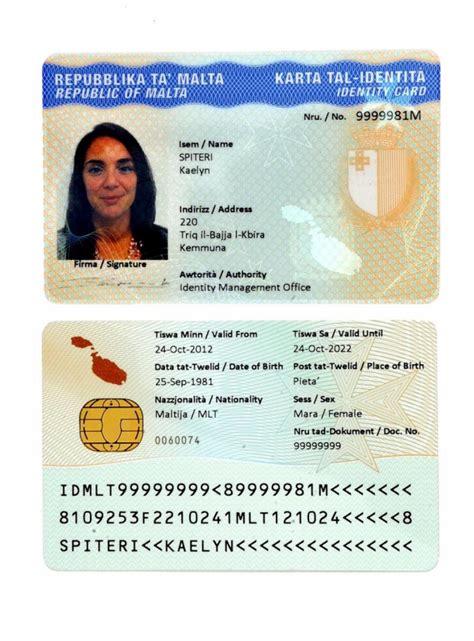 eu ministers move  harmonised id card system