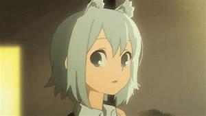 yozakura quartet - Anime with kawaii cat girl being patted ...