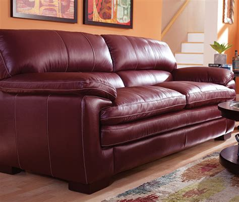 leather lazy boy sofa la z boy william 100 leather sofa
