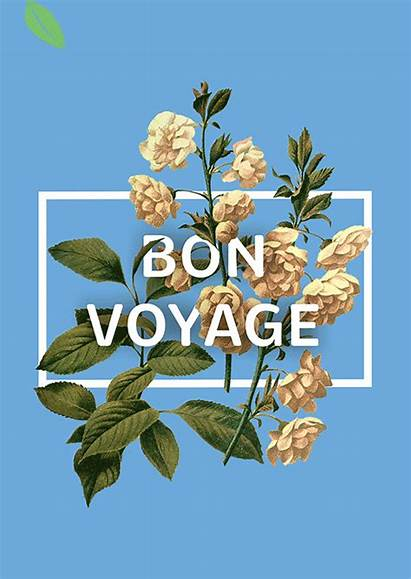 Ecard Bloom Voyage Bon Dandelion Moments Leaf