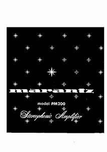Marantz  U2013 Diagramasde Com  U2013 Diagramas Electronicos Y