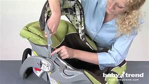 Baby Trend Car Seat Base Installation Instructions