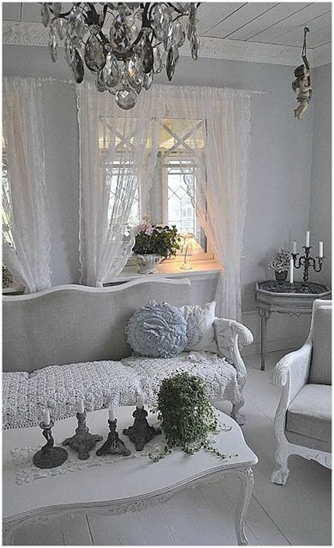 Decorating Ideas For Living Rooms Shabby Chic by 25 Charming Shabby Chic Living Room Decoration Ideas