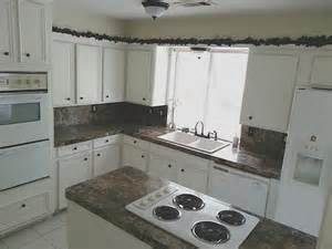 Top Kitchen Island with Stove and Oven