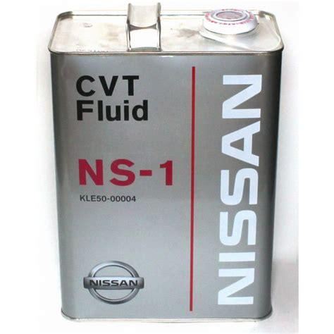 Cvt Fluid by масло акпп Nissan Nissan Cvt Fluid Ns 1 масло трансм 4л