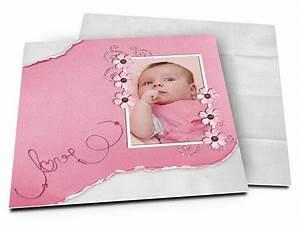 Faire Part Naissance Fille Chic : faire part naissance love rose et gris r 1001cartes ~ Teatrodelosmanantiales.com Idées de Décoration