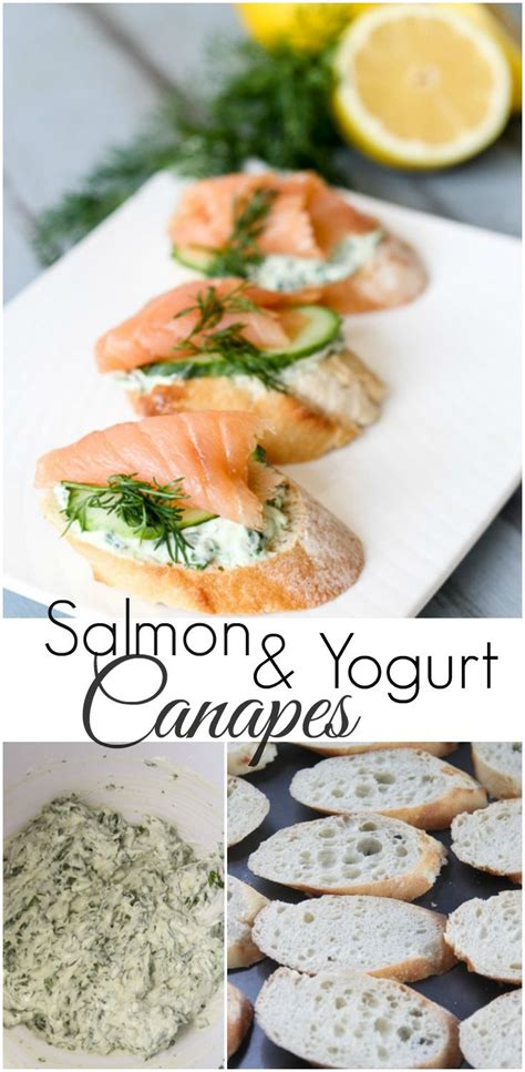 canape creme the 25 best salmon canapes ideas on smoked