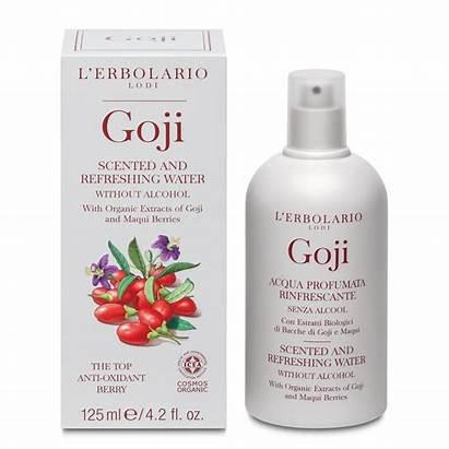 Goji Scented Water Refreshing Organic Berries Maqui