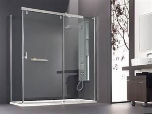 Hüppe Duschabtrennung Montageanleitung : h ppe dusche schiebet r abdeckung ablauf dusche ~ Orissabook.com Haus und Dekorationen