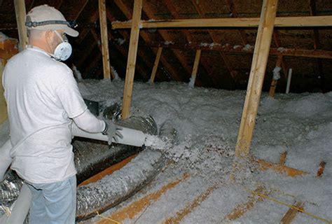 fiberglass loosefill insulation reichel insulation