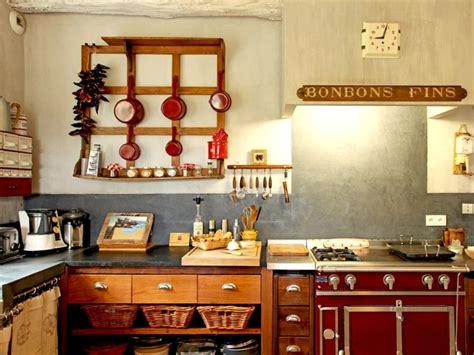 cuisine style retro cuisine vintage et familiale l 39 esprit maison de famille au coeur de la déco journal des femmes