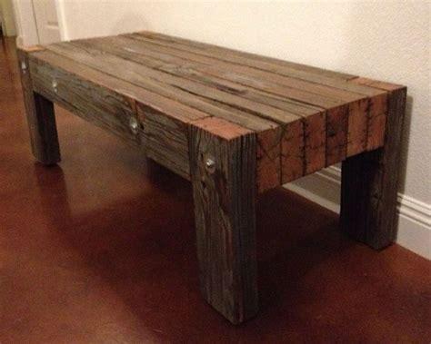 heavy coffee table industrial retro large heavy duty douglas fir coffee table 1601
