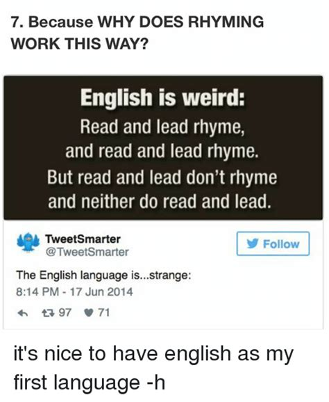 Meme Language - 25 best memes about english language english language memes