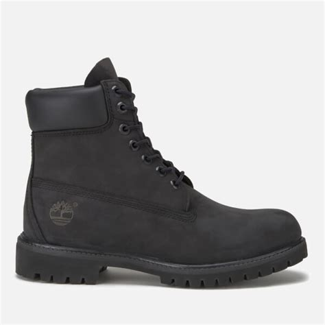 Timberland Men Icon Inch Premium Leather Lace Boots