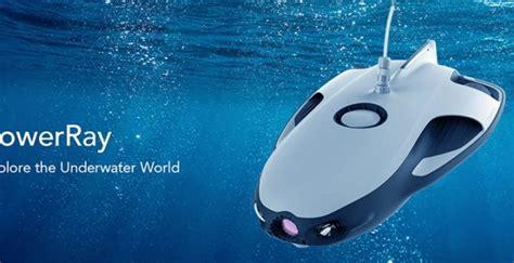 drone sous marin powerray wizard de powervision  drone aquatique genial drone elitefr